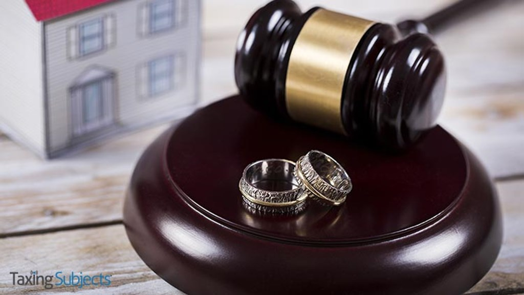 IRS Issues Reminder About TCJA Divorce Changes